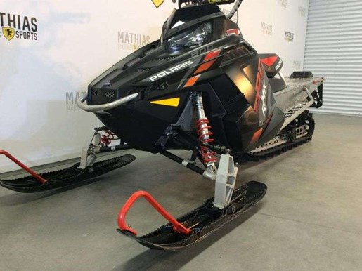 2015 Polaris PRO RMK 800 155 Photo 8 of 9
