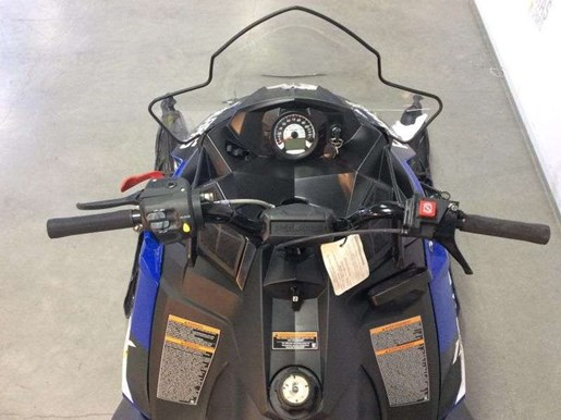2016 Polaris 550 INDY ES / 27$/sem garantie 2 ans Photo 7 of 11