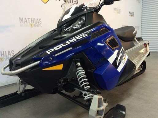 2016 Polaris 550 INDY ES / 27$/sem garantie 2 ans Photo 9 of 11