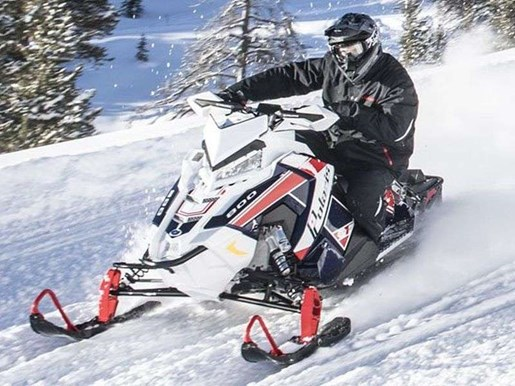 2018 Polaris 800 RUSH PRO S / 32$/sem Photo 1 of 3