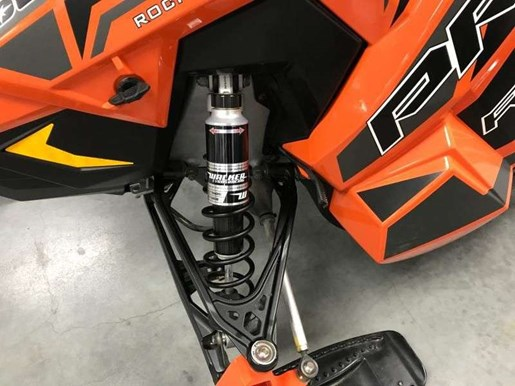 2018 Polaris 800 PRO RMK 163 SNOWCHECK / 40$/sem Photo 17 of 18