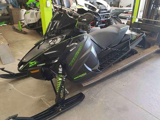 2018 Arctic Cat ZR 9000 Thundercat (137) Photo 1 of 4