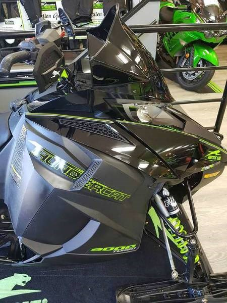 2018 Arctic Cat ZR 9000 Thundercat (137) Photo 4 of 4