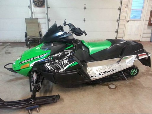 2011 Arctic Cat Z1 Turbo Sno Pro® Photo 1 of 5