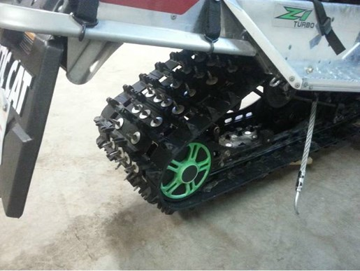 2011 Arctic Cat Z1 Turbo Sno Pro® Photo 3 of 5