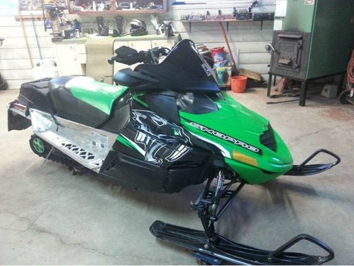 2011 Arctic Cat Z1 Turbo Sno Pro® Photo 5 of 5