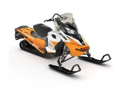2018 Ski-Doo Renegade® Backcountry™ Cobra 1.6 with Fl Photo 1 of 1