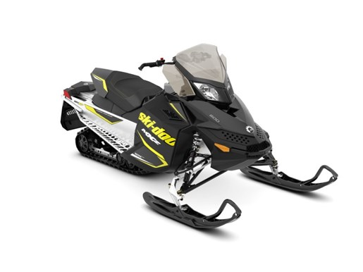 2018 Ski-Doo MXZ® Sport Ripsaw 1.25 Rotax® 600 CARB R Photo 1 of 2