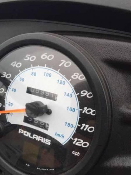 2009 Polaris IQ 550 Shift Photo 4 of 4
