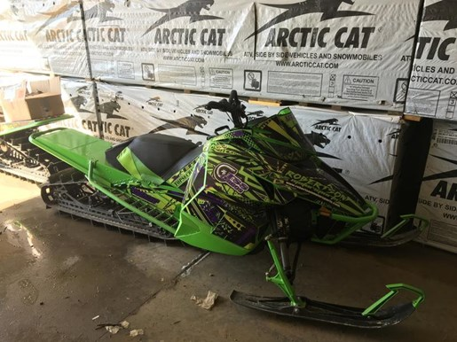 2016 Arctic Cat M 8000 Limited (153) Photo 1 of 1
