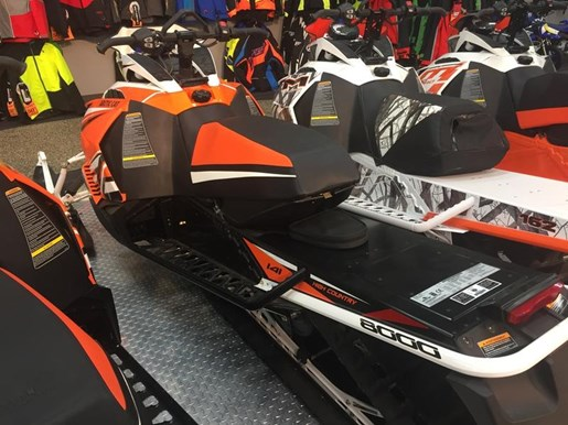 2016 Arctic Cat XF 8000 High Country Photo 2 of 3
