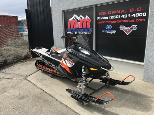 2015 Polaris 800 PRO-RMK® 163 SnowCheck LE Photo 1 of 4