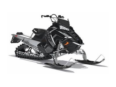 2018 Polaris PRO-RMK® 800 Cleanfire® 155 Manual 2.6 S Photo 1 of 1
