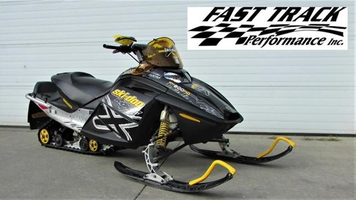 2005 Ski-Doo 800 MXZX Photo 1 of 4
