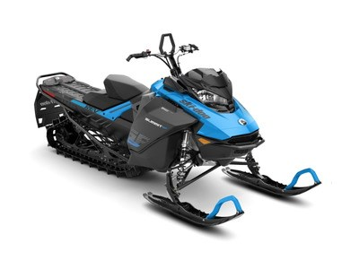 2019 Ski-Doo Summit® SP Rotax® 850 E-Tec® 146 Octane Photo 1 of 1