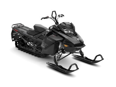 2019 Ski-Doo Summit® SP Rotax® 850 E-Tec® 154 Black Photo 1 of 1