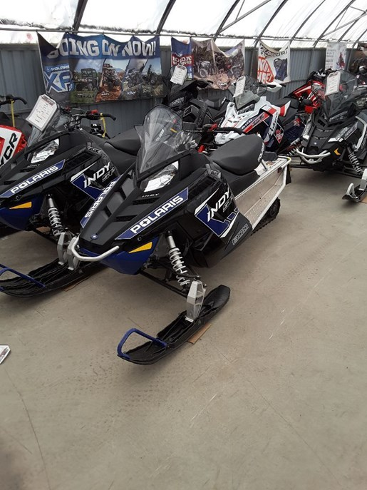 2018 Polaris 600 INDY SP ES Photo 1 of 4