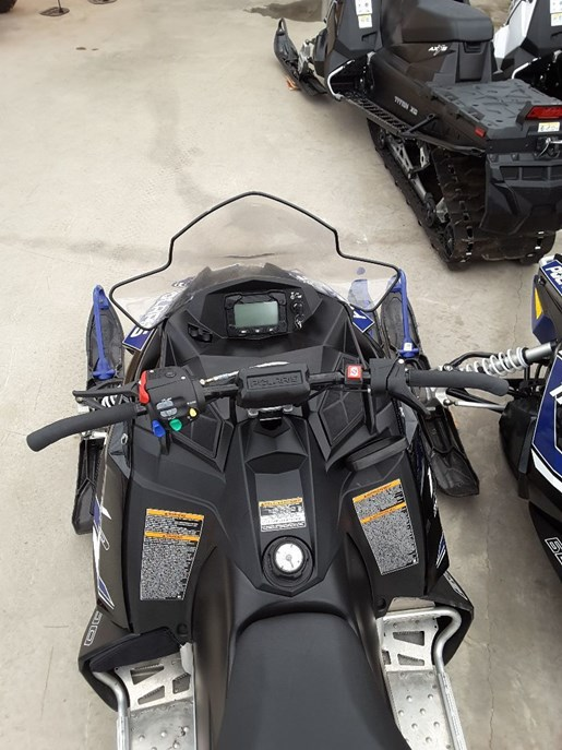 2018 Polaris 600 INDY SP ES Photo 4 of 4