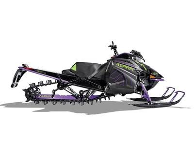 2019 Arctic Cat M 8000 Mountain Cat Alpha ONE 154 Photo 1 of 1