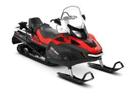2019 Ski-Doo Skandic® WT Rotax® 600 H.O. E-Tec® Photo 1 of 1