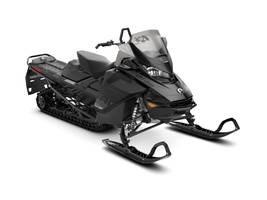 2019 Ski-Doo Backcountry™ Rotax® 850 E-Tec® Black Photo 1 of 1