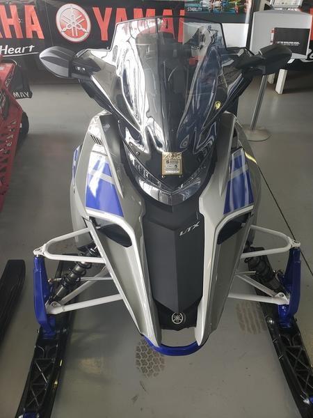 2018 Yamaha Sidewinder L-TX Photo 2 of 11