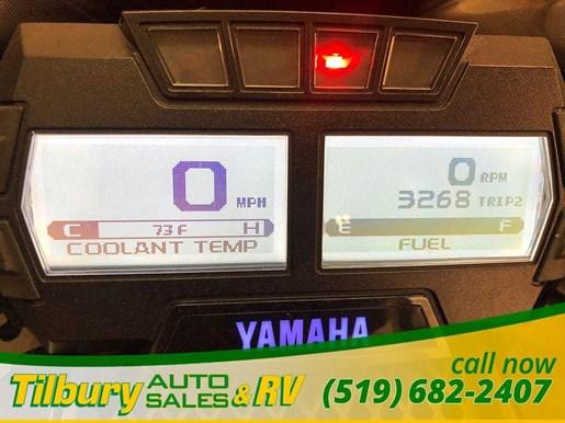 2017 Yamaha SIDEWINDER R-TX SE Photo 10 of 13