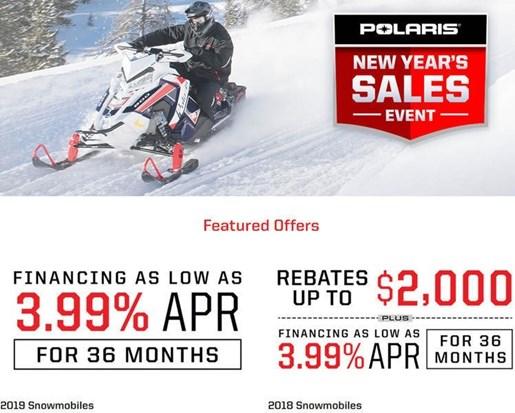 2018 Polaris Rush Pro- S 800 ES Photo 2 of 2