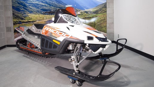 2009 Arctic Cat M1000 EFI 162 Sno Pro® Photo 1 of 1