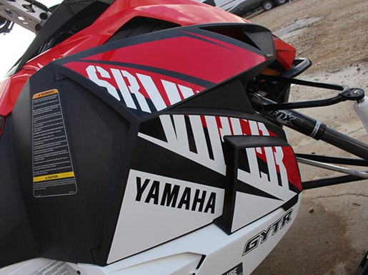 2015 Yamaha SRViper X-TX LE Photo 4 of 10