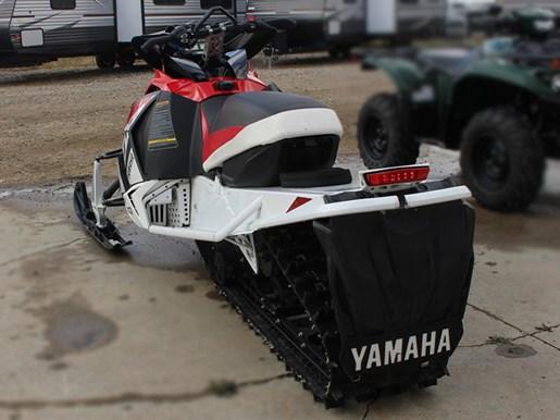 2015 Yamaha SRViper X-TX LE Photo 6 of 10