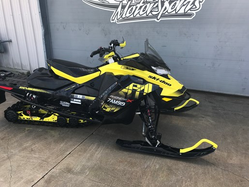 2018 Ski-Doo MXZ X 850 E-TEC Photo 1 of 6