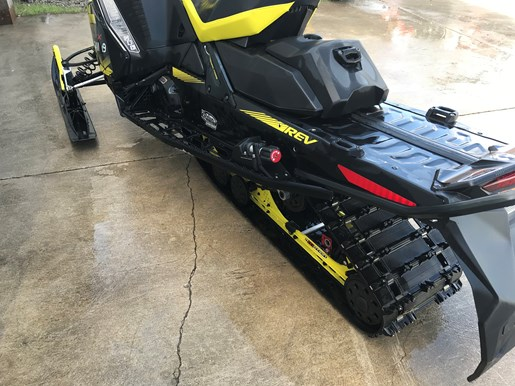 2018 Ski-Doo MXZ X 850 E-TEC Photo 4 of 6