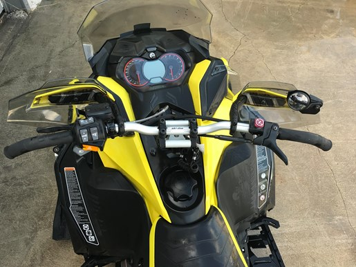 2018 Ski-Doo MXZ X 850 E-TEC Photo 5 of 6