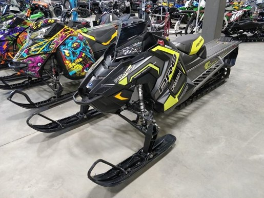 2018 Polaris Pro RMK 800 (163) Photo 1 of 8