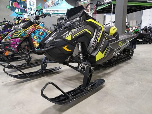 2018 Polaris Pro RMK 800 (163) Photo 2 of 8