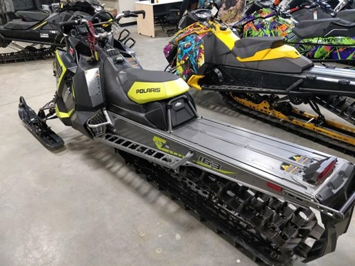 2018 Polaris Pro RMK 800 (163) Photo 4 of 8