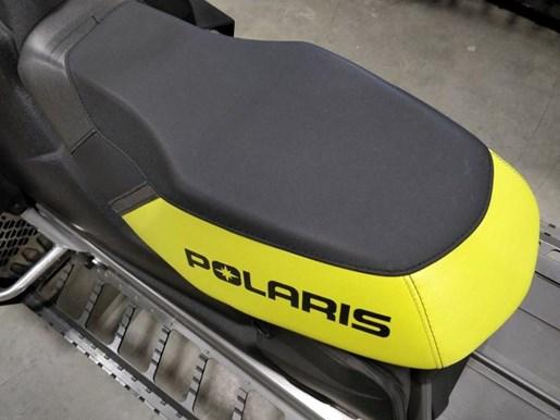 2018 Polaris PRO-RMK® 800 Cleanfire® 163 Electric 3.0 Photo 6 of 8