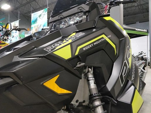 2018 Polaris Pro RMK 800 (163) Photo 8 of 8