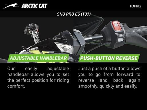 2017 Arctic Cat ZR 8000 Sno Pro ES (137) Photo 3 of 4
