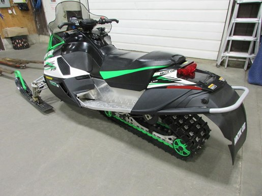 2009 Arctic Cat F5 LXR Photo 3 of 4