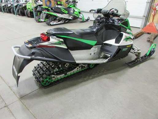 2009 Arctic Cat F5 LXR Photo 4 of 4