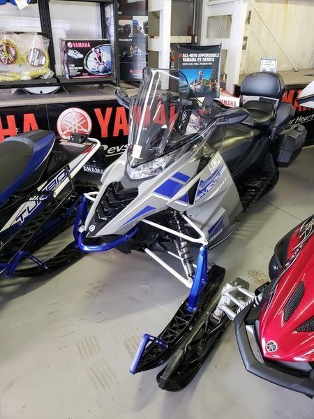 2018 Yamaha SRVenture DX Photo 1 of 13