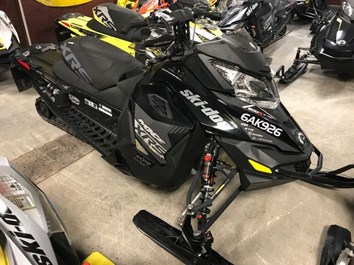 2016 Ski-Doo MXZ XRS 800 E-TEC Photo 1 of 6
