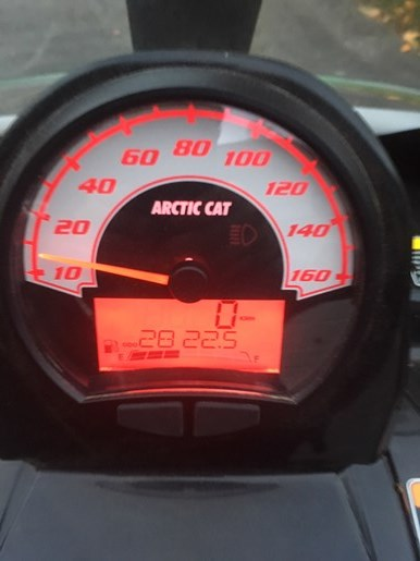 2010 Arctic Cat Z1 Photo 2 of 6