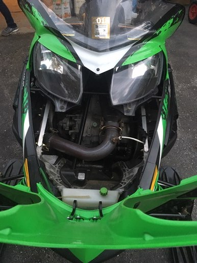 2010 Arctic Cat Z1 Photo 4 of 6