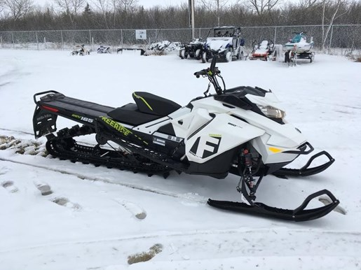 2018 Ski-Doo Freeride® Shot PowderMax Light 3.0 FlexE Photo 1 of 1