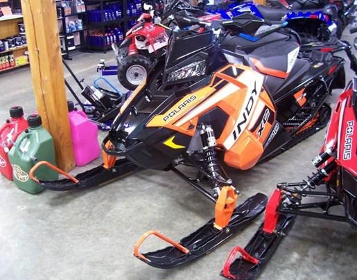 2019 Polaris 800 Indy XC 129 Photo 1 of 2