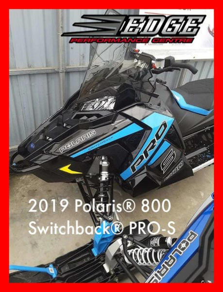 2019 Polaris 800 Switchback PRO-S Photo 1 of 5