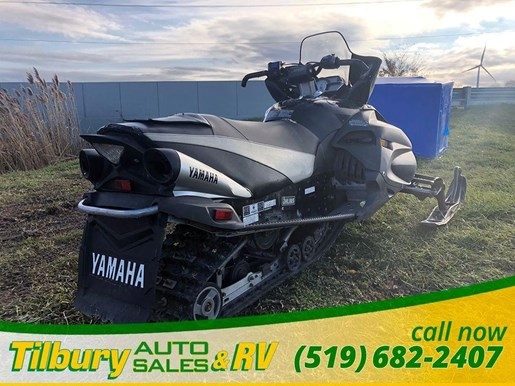 2006 Yamaha Apex GT Photo 4 of 13